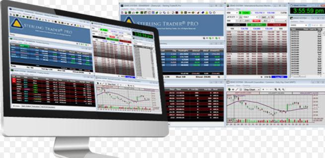 Sterling Pro Платформа для трейдинга