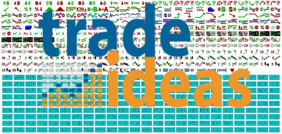 Сканер акций Trade Ideas