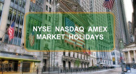 выходные на американской бирже